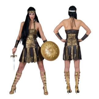 Costume Guerriera romana sexy tg.42/44