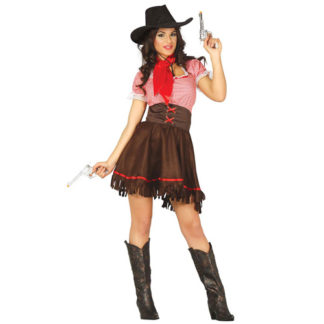 Costume cow girl