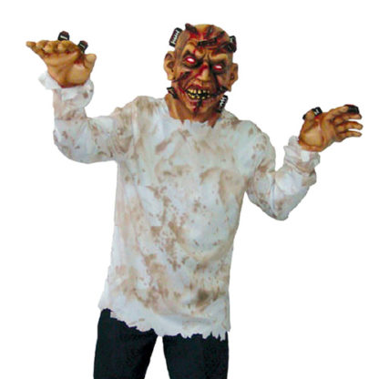 Costume Zombie con Lamette