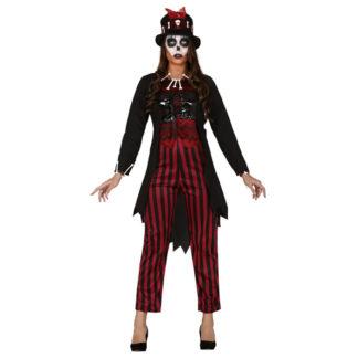 Costume strega Voodoo