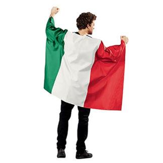 Bandiera Italia con maniche mt. 1,50