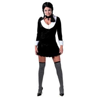 Costume Mercoledì Famiglia Addams