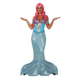 Costume Sirenetta donna tg. 42/44