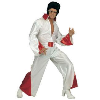 Costume stile Elvis Presley Tg. 52/54