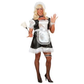 Costume Cameriera prorompente