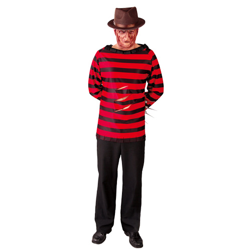 FREDDY KRUEGER Cappello Da Uomo Costume Costume Di Halloween Accessorio Adulto Horror