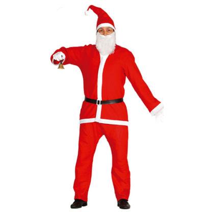 Costume Babbo Natale economico tg. 52/54