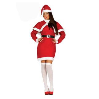 Costume Natale donna economico tg unica