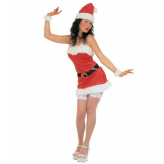Costume Natale donna sexy tg 44/46