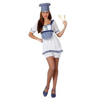 Costume cuoca tg. 44/46