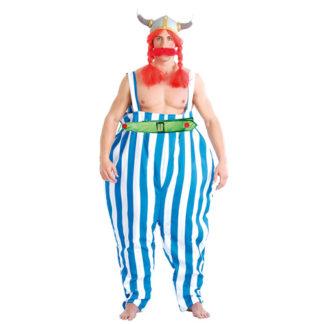 Costume stile Obelix Tg. 52/54