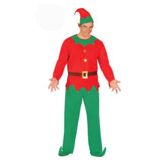 Costume elfo uomo tg. 52/54