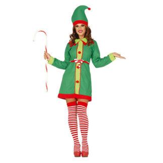 Costume elfo donna tg. 42/44