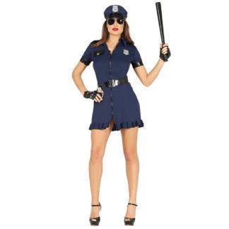 Costume poliziotta sexy tg. 42/44