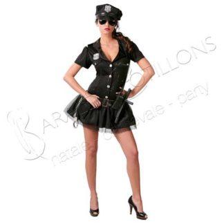 Costume da poliziotta sexy tk180