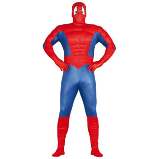 Costume stile Spiderman tg. 52/54