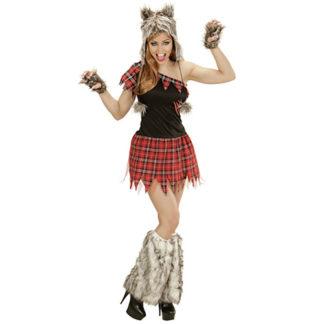 Costume Donna Lupo taglia 44/46