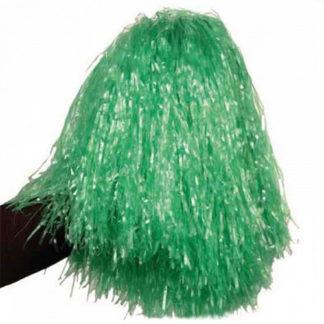Pon pon pvc verde