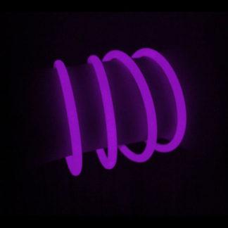 Braccialetti luminosi viola