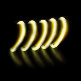 Braccialetti luminosi gialli