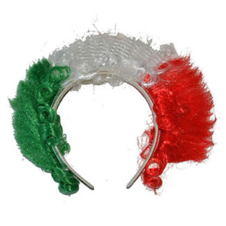 Cerchietto tifoso Italia
