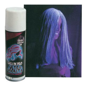 Lacca fluorescente per capelli