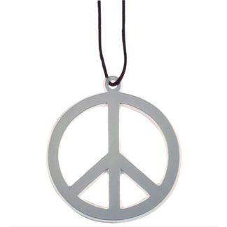Medaglione hippie pvc