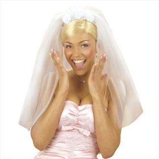 Velo da Sposa Addio al Nubilato