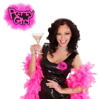 Spilla Party Girl