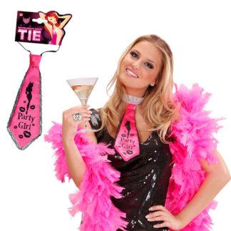 Gadget Cravatta Party Girl