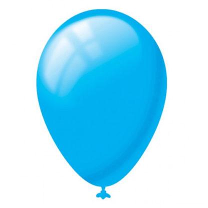 Palloncini colore azzurro