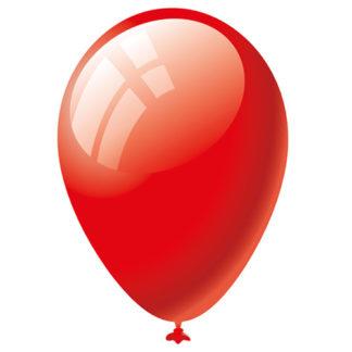 Palloncini colore rosso