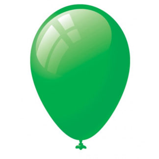Palloncini colore verde