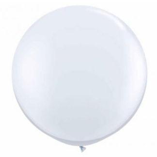 Pallone gigante bianco