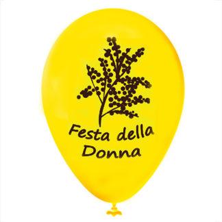 Palloncini Festa della Donna conf 25 pz