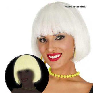 Parrucca Fosforescente