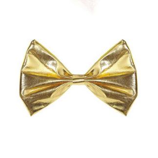 Papillon oro metallizzato