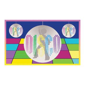 Bandiera Disco mt 1,50