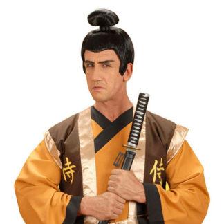 Parrucca Samurai