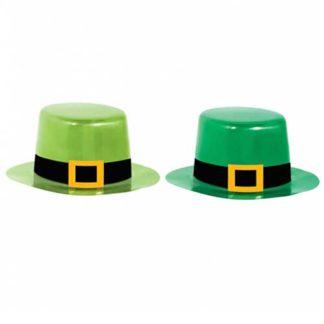 Mini cilindro St. Patrick set 8 pezzi