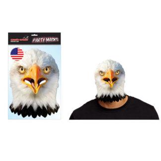 Maschera Aquila reale in cartoncino