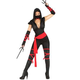 Costume Guerriera Ninja tg. 42/44