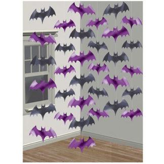 Cascata pipistrelli mt 2,10 conf. 6 fili