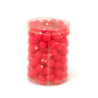 Palline rosse box da 150 pezzi