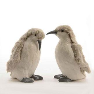 Pinguino in peluche cm 33