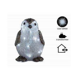 Acrylic ice pinguino cm. 20