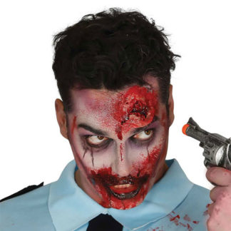 Cicatrice ferita da arma da fuoco