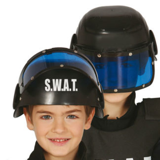 Casco Polizia S.W.A.T. Bambino