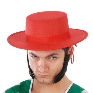 Cappello Caballero Rosso