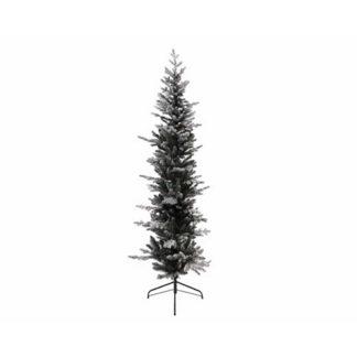 Albero di Natale Calgary slim innevato cm 210